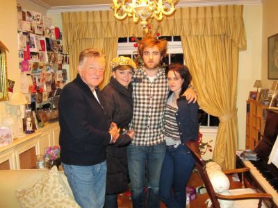 Spending Christmas 2009 with Rob's Family (London)